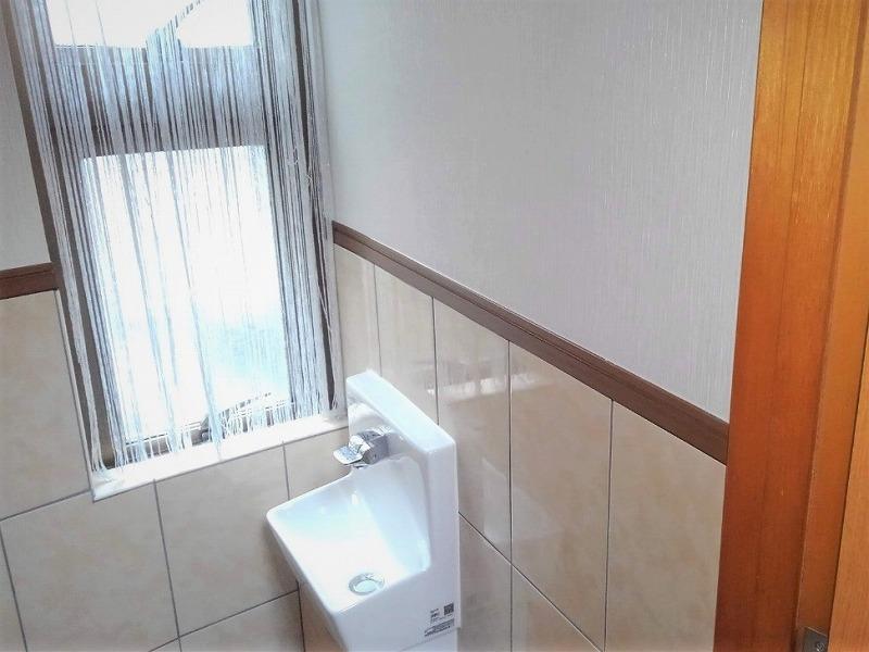 【5】手洗い器設置