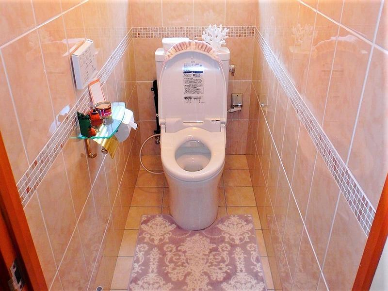 トイレ室内 After写真