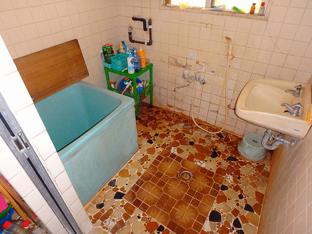 浴室 Before写真