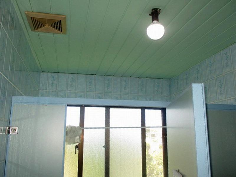 天井 Before写真