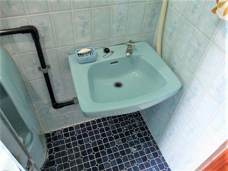 手洗い器 Before写真