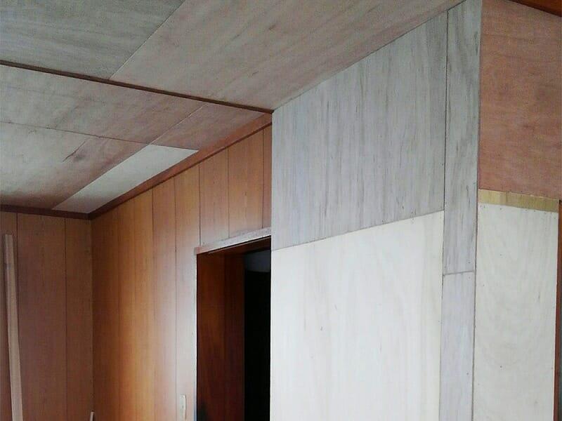 内装リフォーム ビフォーアフター〈壁〉 Before写真