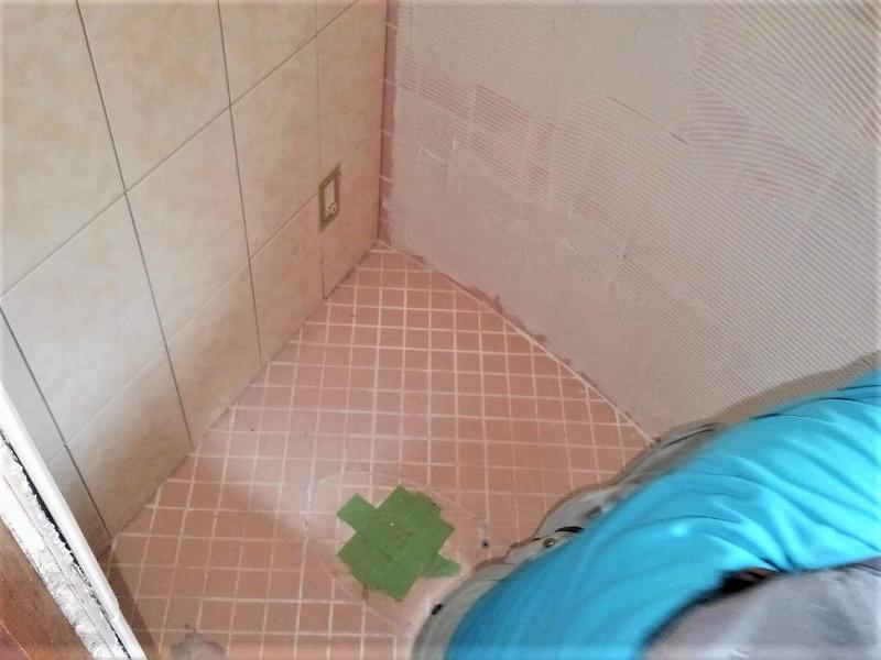 【1】トイレ撤去