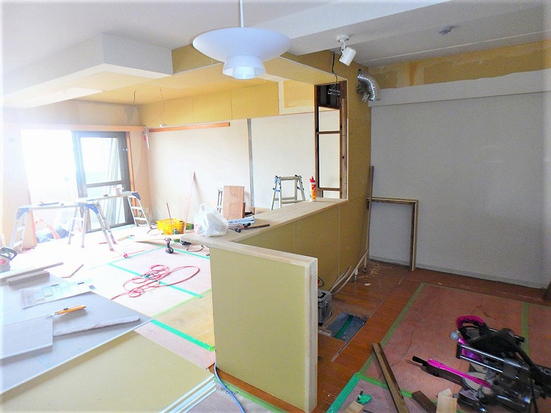 【1】大工工事