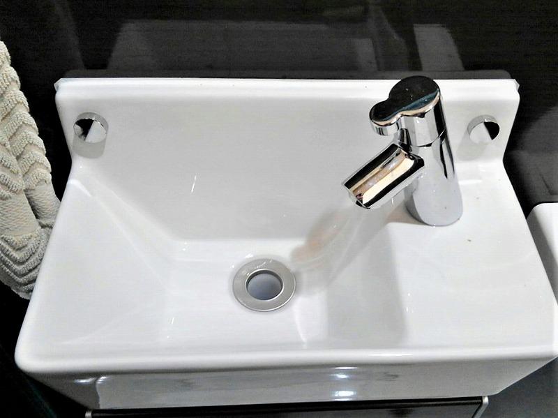 手洗い器 After写真