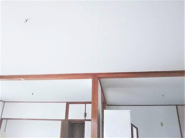 内装リフォーム ビフォーアフター〈天井〉 After写真