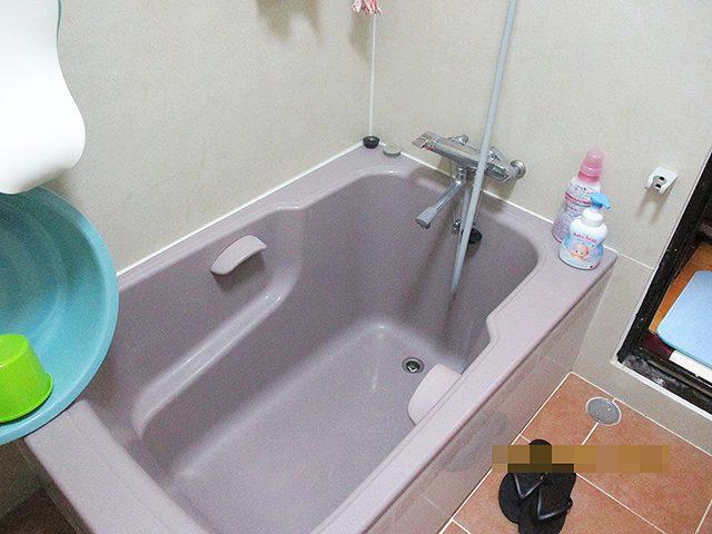 シャワー室改装1 Before写真