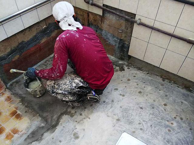 【3】防水作業