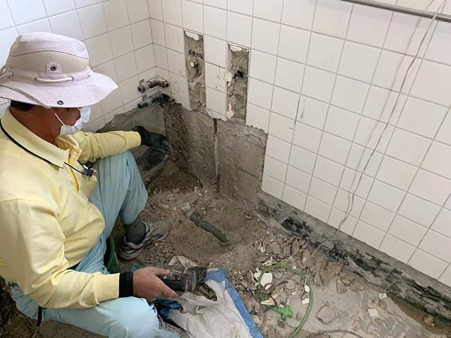 【2】給水給湯排水管工事