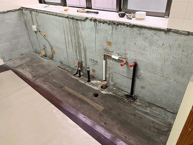 【2】給排水・電気工事
