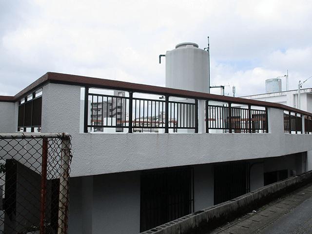 外壁塗装リフォーム ビフォーアフター② Before写真