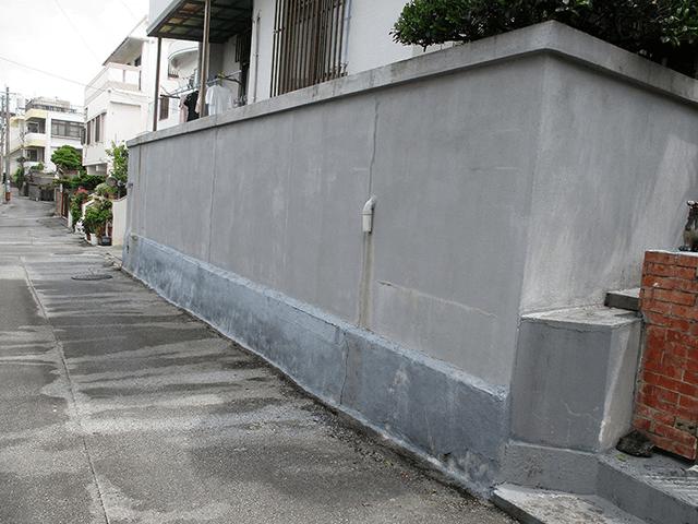 外壁塗装リフォーム ビフォーアフター③ Before写真