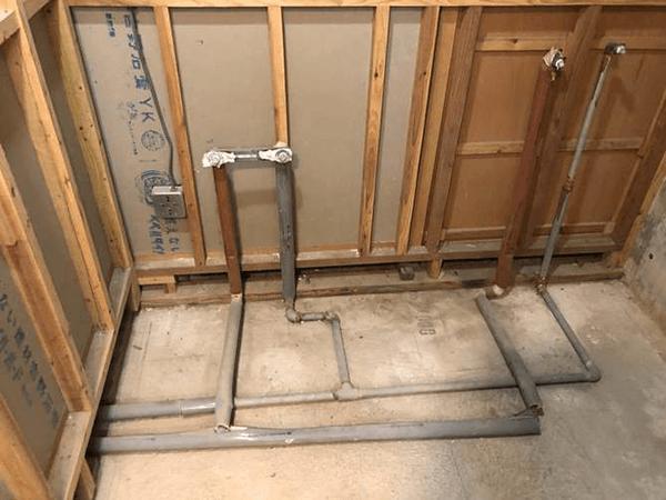 【4】水道設備工事