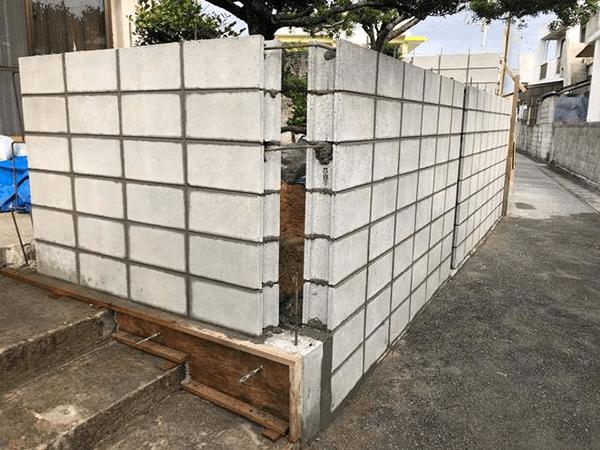 【3】ブロック積み