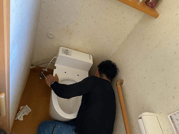 【3】便器設置