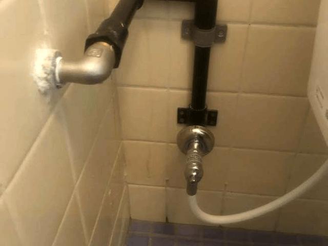 【8】給水配管取付作業