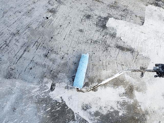 【6】防水下塗り作業