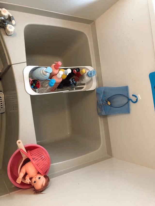 浴槽 Before写真