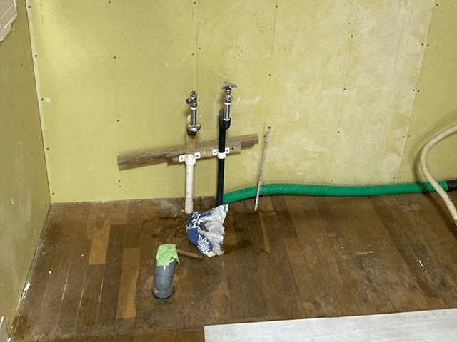 【2】水道工事(給水・給湯・排水)