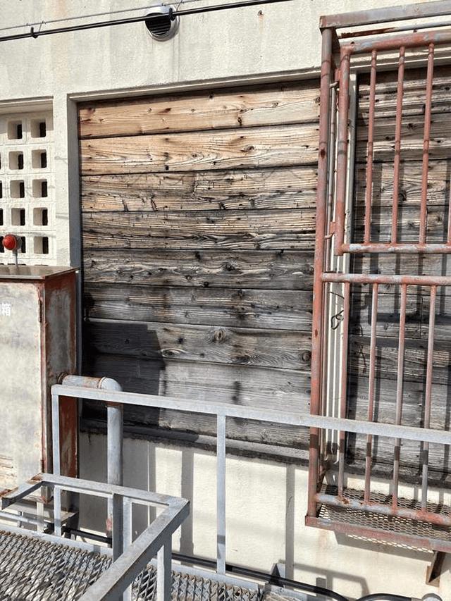 【2】木壁作成作業