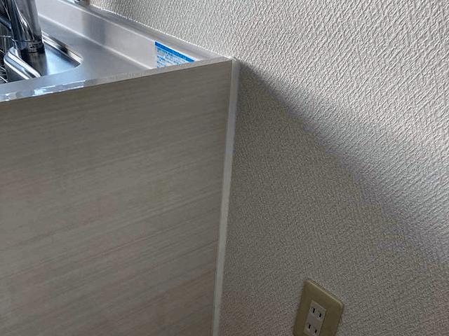 【5】コーキング作業