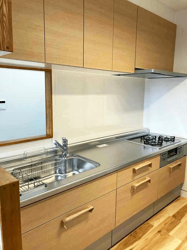 キッチン After写真