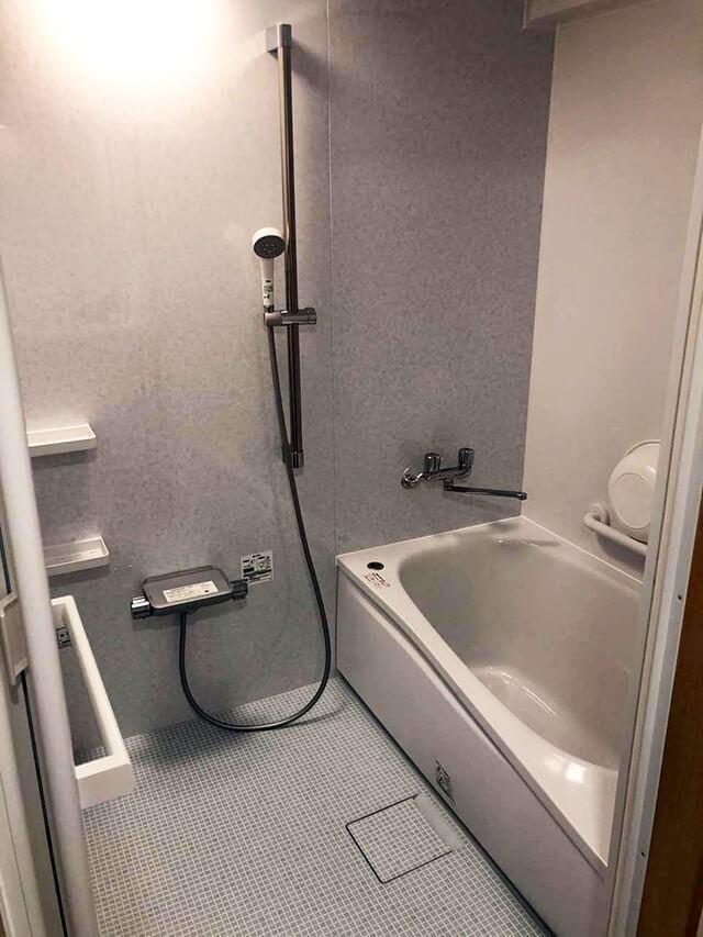 浴室 After写真