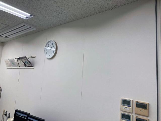 壁 Before写真