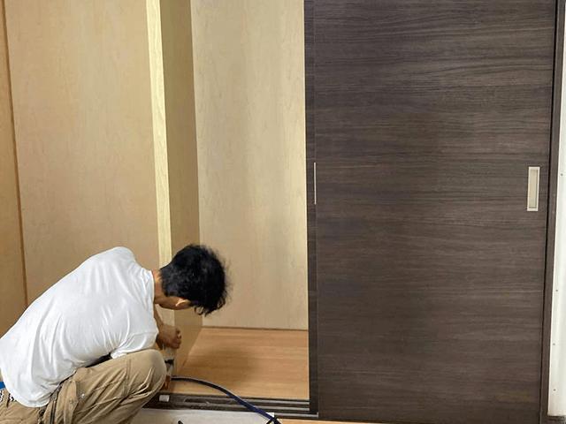 【4】新規壁製作