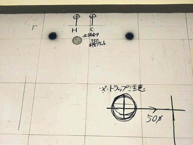 【2】新規商品墨だし・組立設置作業