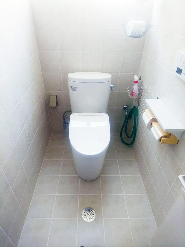 トイレ After写真