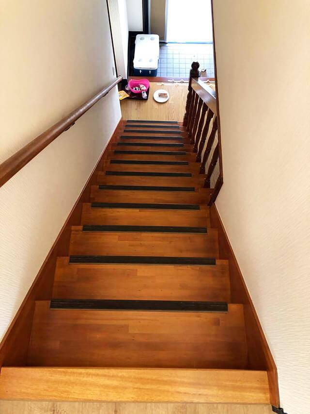 階段 After写真